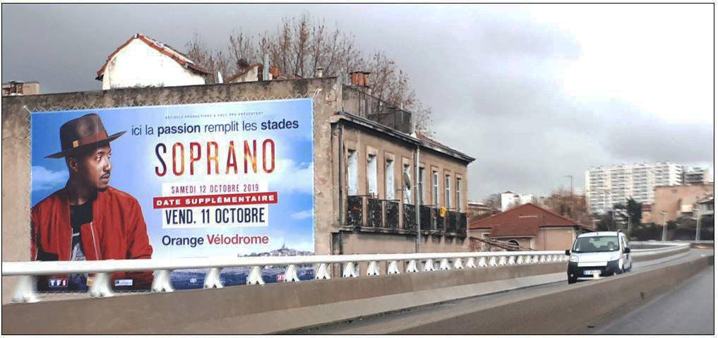 Affiche concert Soprano