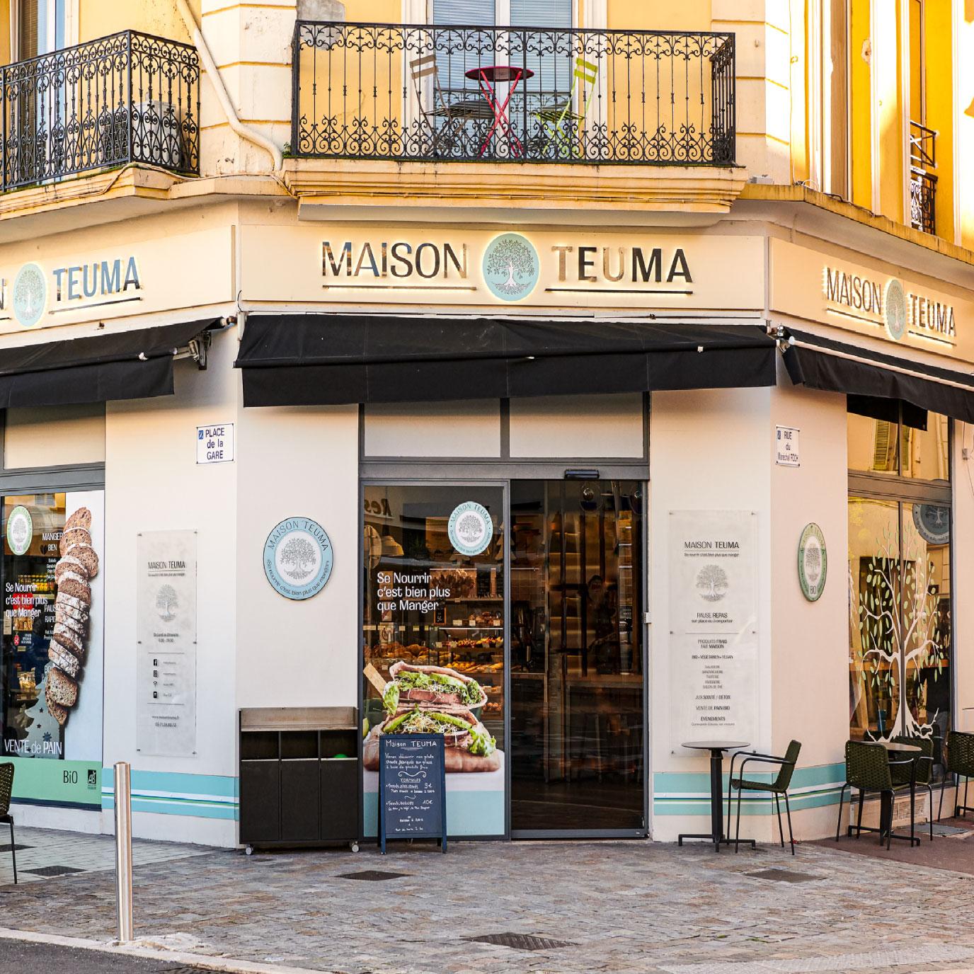 Boulangerie TEUMA
