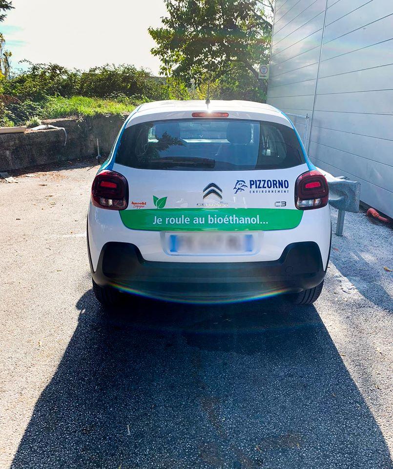 Vehicule pizzorno cover